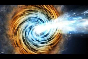 يعتقد علماء الفلك أن جسيما غريبا وحيدا قادما من أعماق الفضاء قد يلقي بعض الضوء على الغموض الذي يكتنف الكون، ويساعد في فهمنا له.