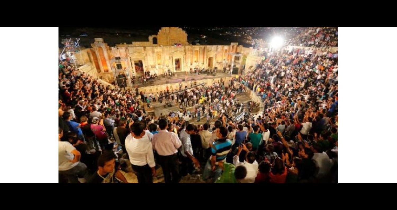 انطلاق فعاليات مهرجان جرش اليوم