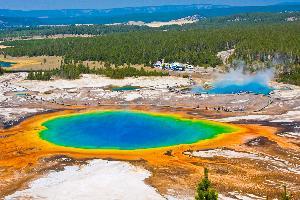 بركان يلوستون ينذر العالم