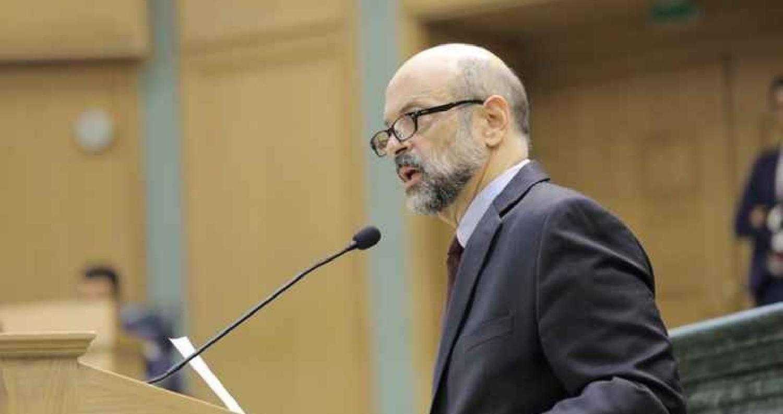 """قال رئيس الحكومة الدكتور عمر الرزاز """"أقف اليوم وفي ذهني ووجداني مئوية الدولة العتيدة والثورة العربية الكبرى""""."""