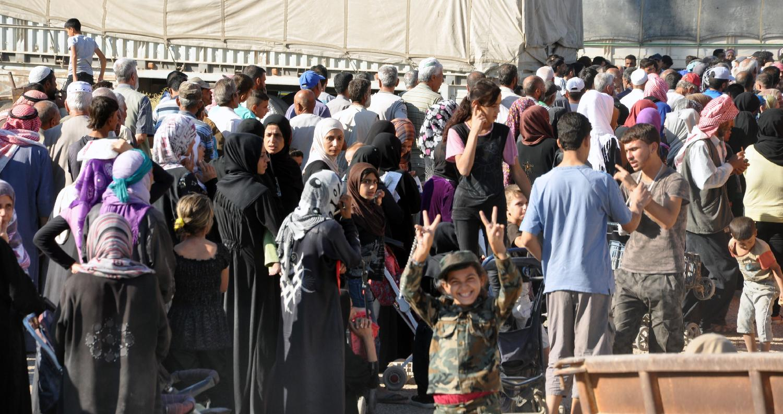 13 ألف لاجئ سوري في الدول المجاورة عادوا لديارهم
