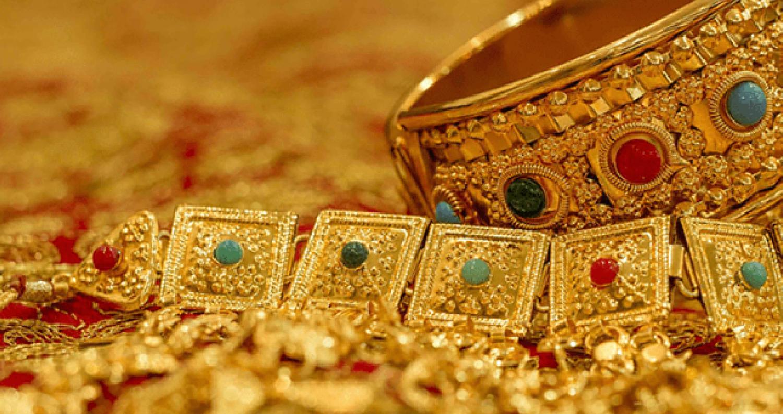 ارتفاع الطلب على الذهب بالاسواق المحلية