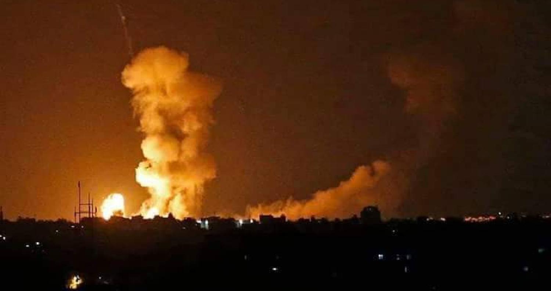 حماس تحذر الاحتلال الإسرائيلي من استمرار القصف