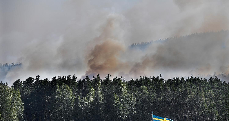 الدول الإسكندنافية تحترق