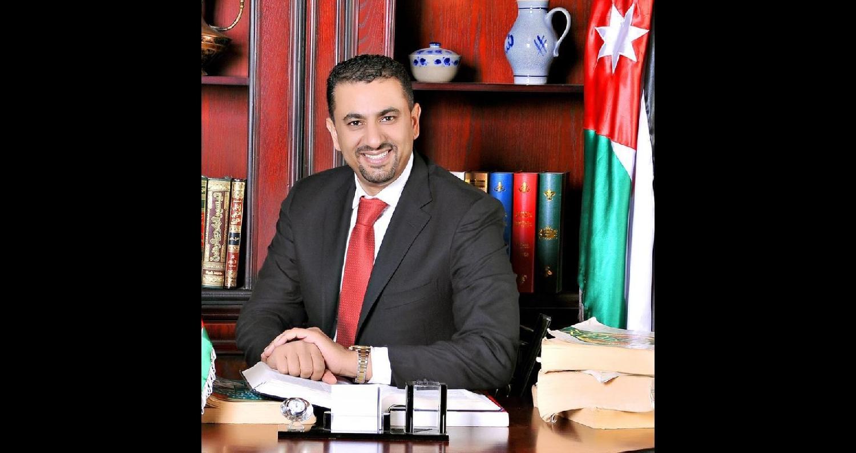إصابة النائب خالد أبو حسان بجروح إثر حادث سير