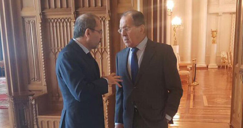 الصفدي يبحث مع لافروف الأفكار الروسية لاعادة اللاجئين السوريين إلى بلادهم