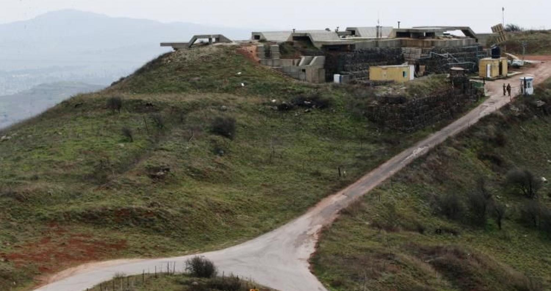جيش الاحتلالالإسرائيلي يطلق صافرات الإنذار في الجليل الأعلى والجولان المحتل