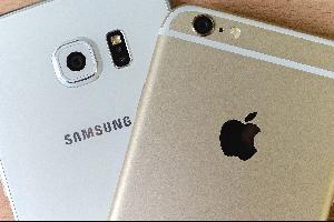 ذكرت مواقع مختصة في شؤون التقنية أن سامسونغ باتت المنافس الأول لآبل بعدد الهواتف الذكية العاملة في الولايات المتحدة