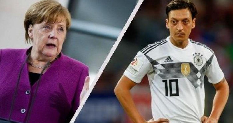 المتحدثة بإسم الحكومة الألمانية تصدر بيانًا على لسان، المستشارة أنجيلا ميركل، والتي أكدت خلاله تقديرها لمسعود أوزيل، والذي أعلن اعتزاله دوليًا