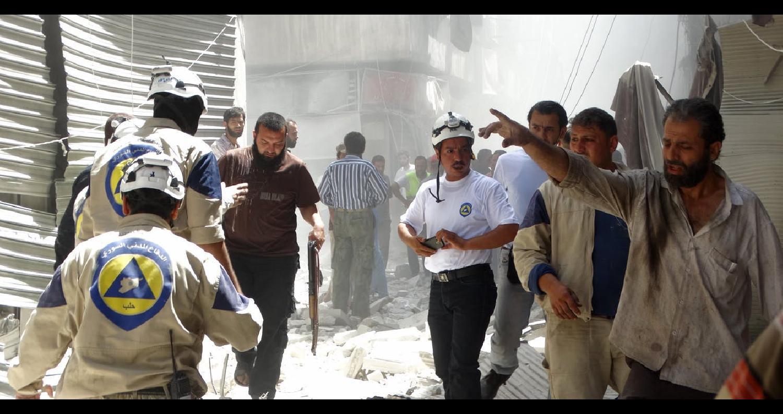 أكدت وزارة الخارجية أن أفراد الخوذ البيضاء الذين سمحت المملكة لهم بدخول أراضيها متحفظ عليهم في منطقة مغلقة ويمنع على وسائل الإعلام التواصل وإجراء أي