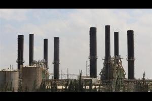 توقف محطة توليد الكهرباء الوحيدة في غزة بشكل كامل
