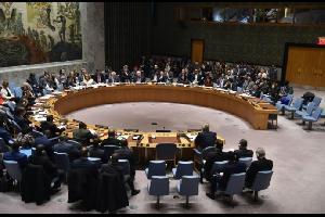 يجري مجلس الأمن الدولي،الثلاثاء، نقاشًا فصليا مفتوحًا فصليًا القضية الفلسطينية يستمع في بدايتها الأعضاء إلى إحاطة من المنسق الخاص لعملية السلام في الش