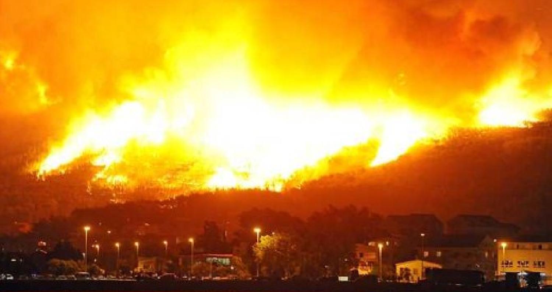 قتل أكثر من 20 شخصاً وأصابة أكثر من 100  جراء حرائق غابات