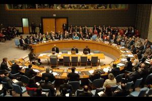 مجلس الأمن الدولي يجري اليوم، نقاشًا فصلياً مفتوحًا في القضية الفلسطينية